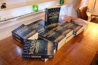 Emma's story, 'London's Crawling', won a place in the 'Dark Minds' charity anthology.